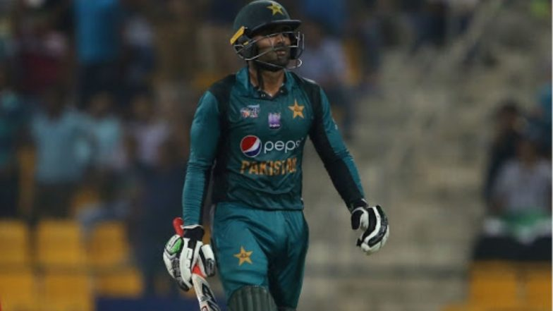 Asif Ali, Pakistan Cricket Team Player, Loses Two-Year-Old Daughter to Cancer; Twitter Pays Heartfelt Condolences