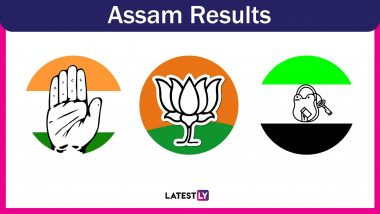 Assam General Election Results 2019: BJP Set to Win 9 Lok Sabha Seats, Congress 3