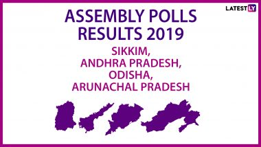 Assembly Elections 2019: Results From Arunachal Pradesh, Sikkim, Odisha and Andhra Pradesh