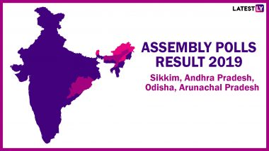 Assembly Election Results 2019: Final Tally From Andhra Pradesh, Arunachal Pradesh, Odisha, Sikkim