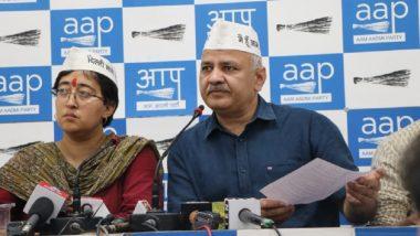 Atishi Breaks Down, AAP Blames Gautam Gambhir For Distributing 'Derogatory Notes' Against Her