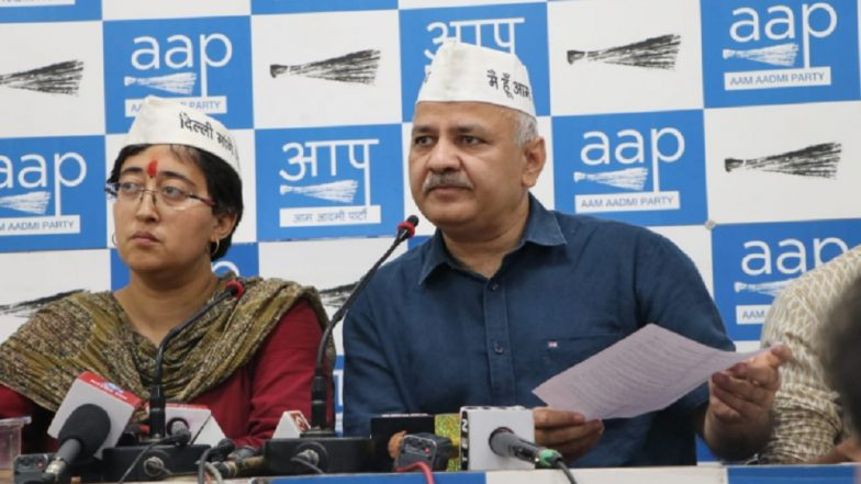 Tearful AAP candidate blames Gambhir for circulating derogatory pamphlet on her