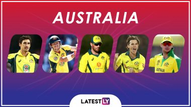 ICC Cricket World Cup 2019: David Warner, Adam Zampa and Other Key Players in the Australia Team for CWC