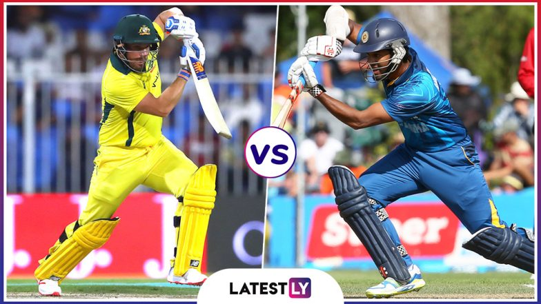 AUS vs SL Highlights of ICC World Cup 2019 Warm-up Match: Australia Beat Sri Lanka by 5 Wickets in Practice Game