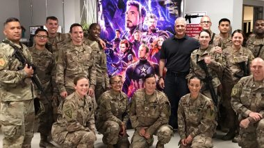 Avengers Endgame: Disney Surprises the US Troops Stationed in Afghanistan With the Special Screenings of the MCU Film