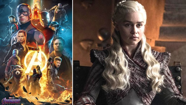 MTV Movie & TV Awards 2019 Nominations List: Robert Downey Jr For Avengers Endgame, Emilia Clarke For Game Of Thrones 8 and Other Names Which Might Bag The Trophy