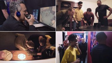 Avengers: Endgame Escape Room: Benedict Cumberbatch Aka Doctor Strange and Other Avengers Hunt For 'Infinity Stones' In This Fun Video