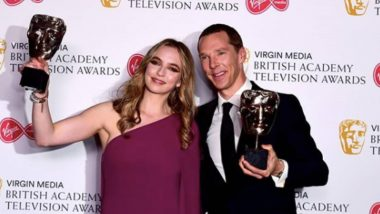 Bafta TV Awards 2019 Complete Winners List: Benedict Cumberbatch Bags Best Actor, Jodie Comer and Killing Eve Win Big