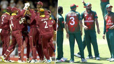 Live Cricket Streaming of Bangladesh vs West Indies, Ireland Tri-Series 2019: Check Live Cricket Score, Watch Free Telecast of BAN vs WI Final ODI on Gazi TV Online