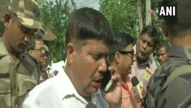West Bengal: BJP Candidate Arjun Singh Says 'I Was Attacked by TMC Goons'