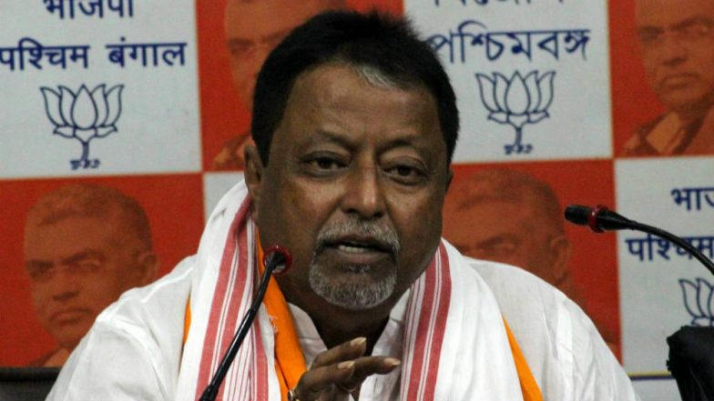 Stop Mukul Roy From Entering West Bengal Constituencies ... | 784 x 441 jpeg 51kB