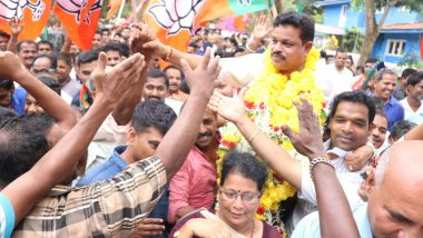 Goa Legislative Assembly Strength Restored to 40 As Four Newly Elected BJP MLAs Sworn-in