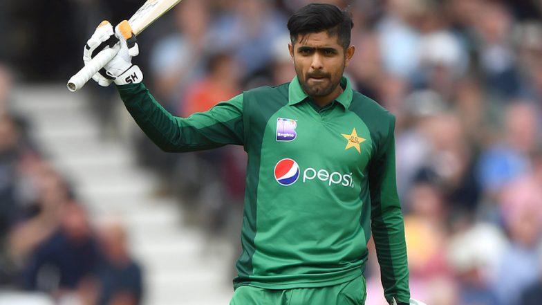 New Zealand vs Pakistan, CWC 2019: Babar Azam Becomes Second Fastest Batsman to Score 3,000 ODI Runs