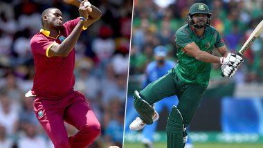 Live Cricket Streaming of Bangladesh vs West Indies, Ireland Tri-Series 2019: Check Live Cricket Score, Watch Free Telecast of BAN vs WI 5th ODI on Gazi TV Online