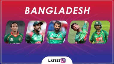 ICC Cricket World Cup 2019: Tamim Iqbal, Shakib Al Hasan and Other Key Players in the Bangladesh Team for CWC