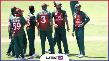 BAN vs SA CWC 2019: Bangladesh Post 330/6, Their Highest Ever Total in ODIs