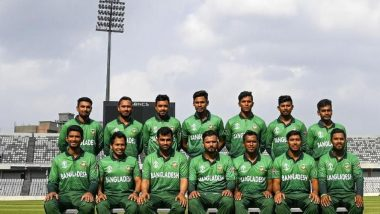 Schedule of Team Bangladesh at ICC Cricket World Cup 2019: List of BAN Team's Matches, Time Table, Date, Venue and Squad Details