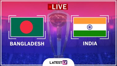 Live Cricket Streaming of India vs Bangladesh ICC World Cup 2019 Warm-Up Match: Check Live Cricket Score, Watch Free Telecast of IND vs BAN Practice Game on Star Sports, Gazi TV & Hotstar Online