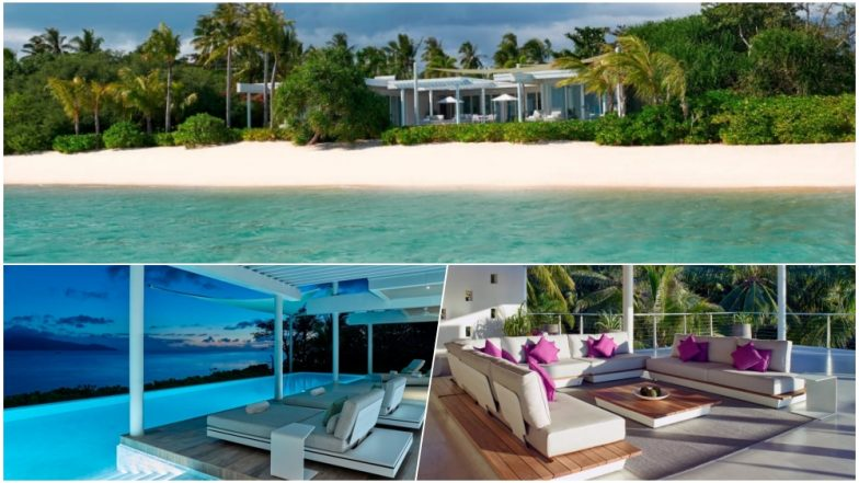 Banwa Private Island, World's Most Expensive Resort Opens in Philippines, Costs $100,000 a Night (Watch Video)
