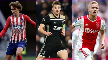 Barcelona Transfer News: Frenkie De Jong Joins the Nou Camp, Here's Three Players Who Are Rumoured to Join Soon