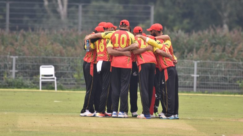 Live Cricket Streaming of Belgium vs Germany T20 Series 2019: Check Live Cricket Score, Watch Free Telecast of BEL vs GER 3rd T20I on TV and Online