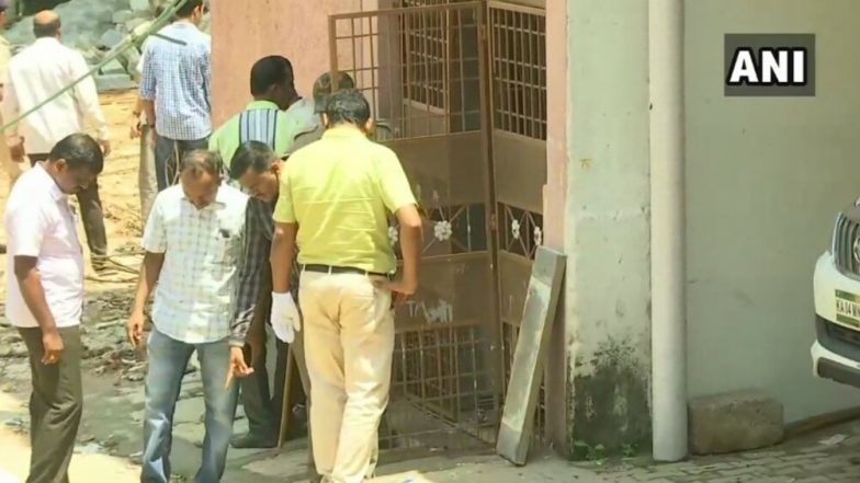 Bengaluru: Blast in Front of Rajarajeshwari Nagar Congress MLA Munirathna's Home Kills One Person, Probe Underway