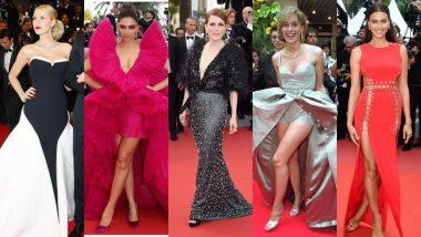 Cannes 2019: Blake Lively, Deepika Padukone, Jennifer Aniston, Irina Shayk - A Look Back At The Best Looks The Red Carpet Has Seen So Far!