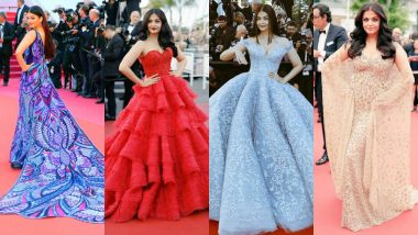 Cannes 2019: How Aishwarya Rai Bachchan Continues To Reign The Red Carpet With Her Veteran Tag And Stunning Appearances!