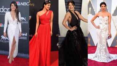 Cannes 2019: Just 7 Pictures Of Priyanka Chopra's Iconic Red Carpet Appearances That Prove She Will Be A Sight To The Sore Eyes!