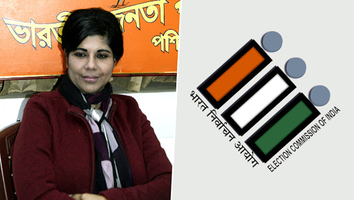 EC Orders FIR Against BJP's Ghatal Candidate Bharati Ghosh for Poll Violation During Phase 6 of Lok Sabha Elections 2019