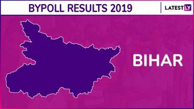 Bihar Assembly Bypoll Results 2019: BJP Wins Dehri constituency, JDU Bags Nawada Vidhan Sabha Seats
