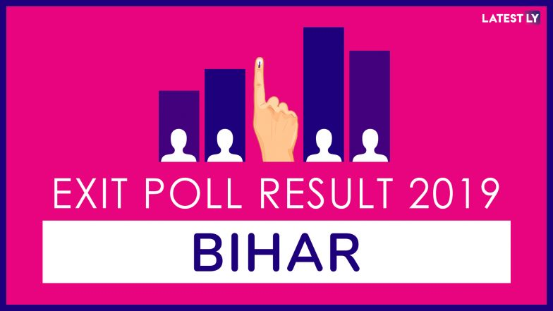 Bihar Exit Poll Results For Lok Sabha Elections 2019: BJP Led NDA to Win 32-34 Constituencies, Congress-RJD to Get Limited to 6-4 Seats, Say Poll Pundits