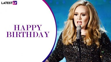 Adele Birthday Special: 5 Lesser-Known Songs of the British Singer That Deserve to Be On Your Playlist