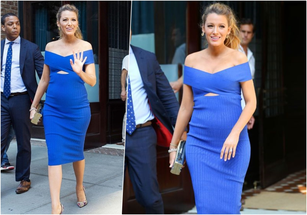 10d9b9e090a9d Blake Lively Expecting Baby No. 3 With Ryan Reynolds: Check Out ...