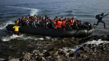 Turkey: Boat With 17 People Capsizes in Aegean Coast, 7 Dead