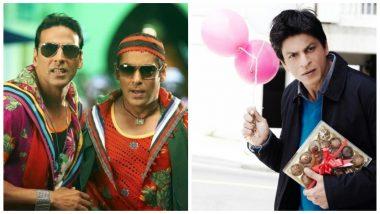 Eid 2019: Salman Khan's Wallah Re Wallah to Shah Rukh Khan's Noor-E-Khuda, Bollywood Songs That Will Give You Festive Vibes