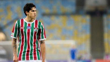 Manchester United Join Battle For Brazilian Striker Pedro