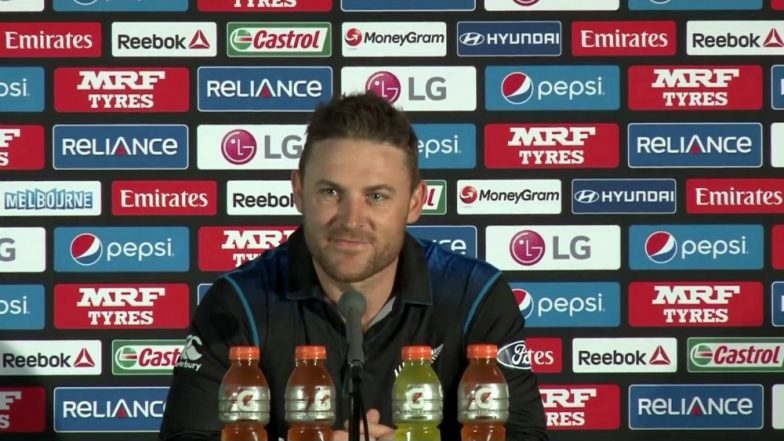 ICC Cricket World Cup 2019: MS Dhoni Puts Opposition Under Pressure, Says Brendon McCullum