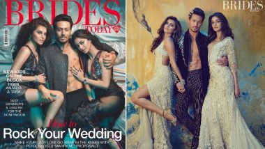Student of the Year 2 Stars Tiger Shroff, Ananya Panday and Tara Sutaria Rock Another Magazine Cover in Their Sexy Avatars – View Pics