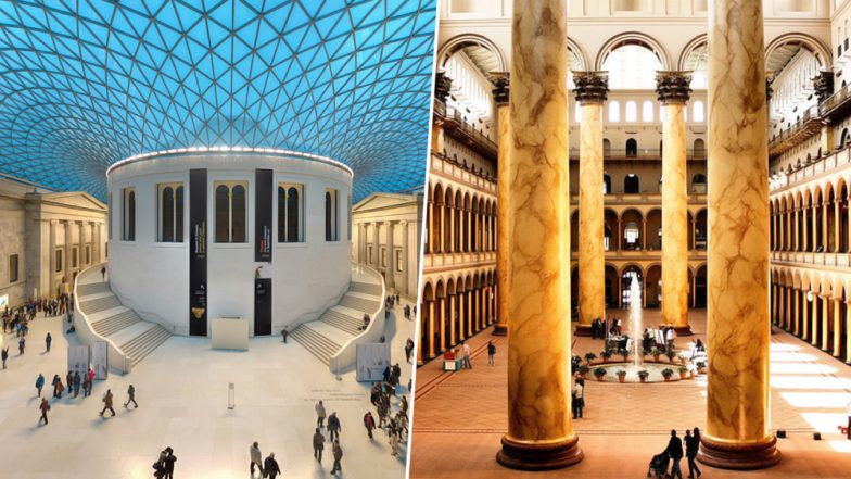International Museum Day 2019: From the British Museum to Vatican City, Here Are the Must-Visit Museums in the World!