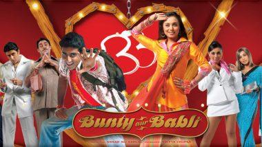 Bunty Aur Babli Again: Have Rani Mukerji and Abhishek Bachchan Teamed Up for a Sequel?