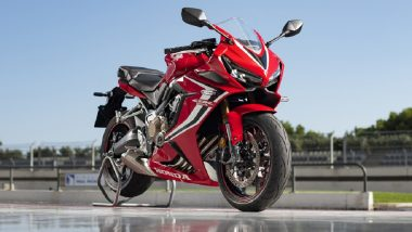 Honda Commences Made-in-India CBR650R, Priced at Rs 7.70 Lakh, Bike Deliveries