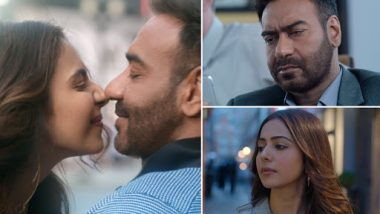 De De Pyaar De Song Chale Aana: Ajay Devgn and Rakul Preet Singh's Soulful Track Will Surely Strike a Chord With the Lovelorn – Watch Video
