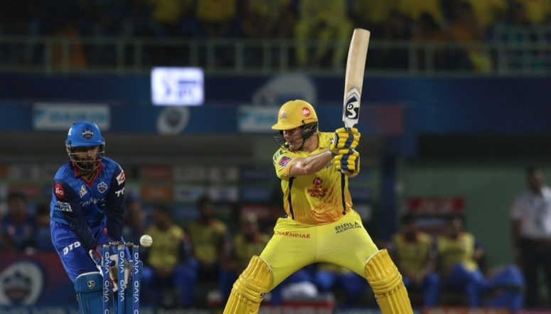CSK vs DC, Qualifier 2 Stat Highlights: Chennai Super Kings Wins their 100th Game After Beating Delhi Capitals to Enter the Finals of IPL 2019