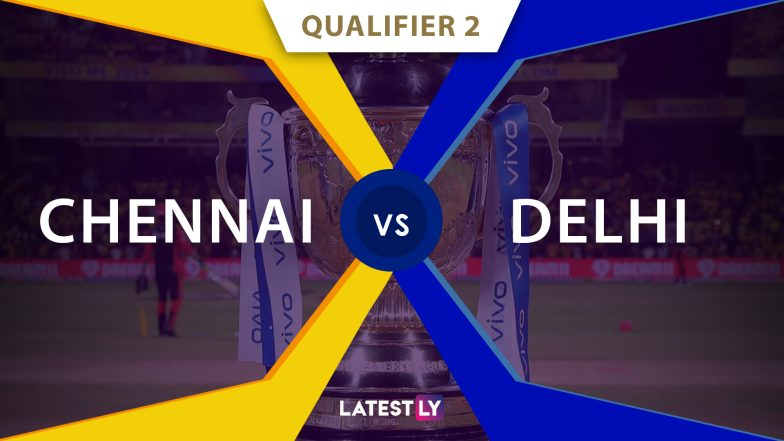 CSK vs DC, IPL 2019 Qualifier 2 Live Cricket Streaming: Watch Free Telecast of Chennai Super Kings vs Delhi Capitals on Star Sports and Hotstar Online