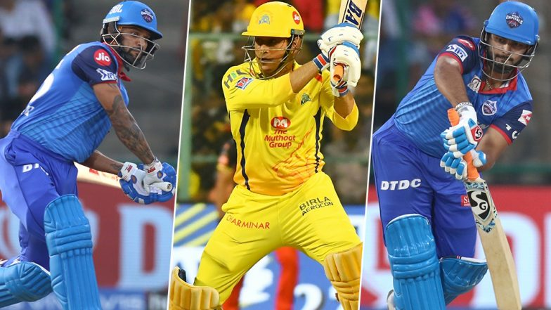 CSK vs DC, IPL 2019 Qualifier 2, Key Players: Shikhar Dhawan, MS Dhoni, Rishabh Pant And Other Cricketers to Watch Out for at VDCA Cricket Stadium in Visakhapatnam