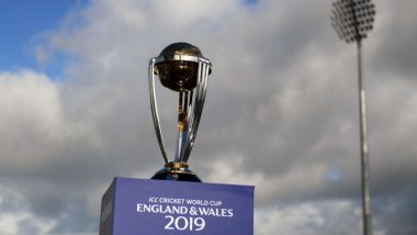 ICC Cricket World Cup 2019 Warm-up Matches Live Streaming in India: Get Telecast and Online Stream Details of CWC Practice Games in IST