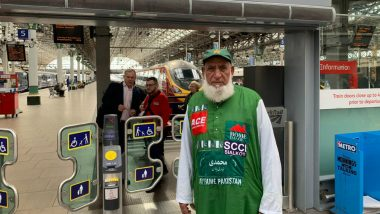 'Chacha Cricket' Leaves for UK to Support Pakistan Cricket Team at ICC World Cup 2019