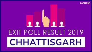 Chhattisgarh Exit Poll Results For Lok Sabha Elections 2019 In All Constituencies: BJP to Win 7 Seats, Congress 4, Say Post-Poll Surveys