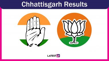 Chhattisgarh General Election Results 2019 Live News Update: BJP Wins 9 Seats Lok Sabha Seats,, Congress Gets 2